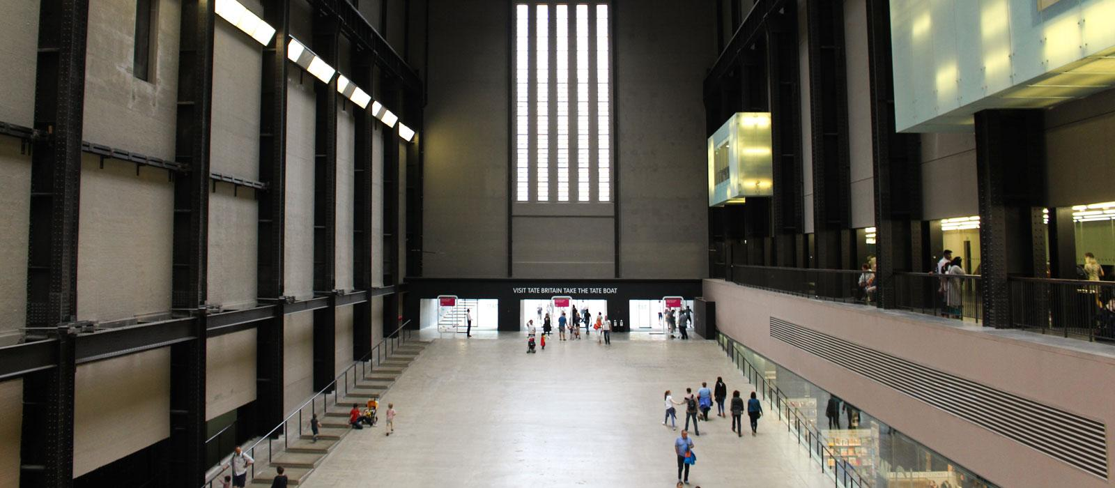 Tate Modern Turbine Hall