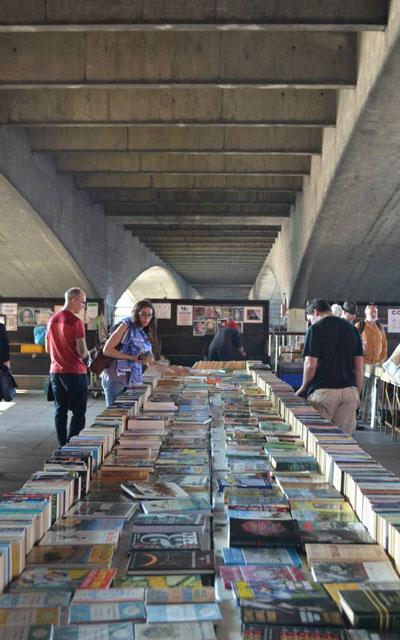 London Southbank books