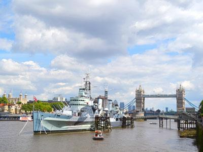London Tower Bridge HMSC
